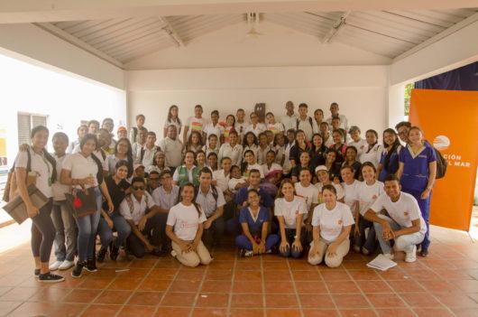 Jornada de salud integral en Manzanillo del Mar.